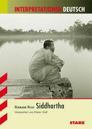Siddhartha. Interpretationshilfe Deutsch