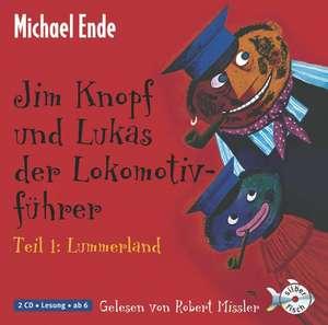 Jim Knopf und Lukas der Lokomotivfuehrer - Teil 1: Lummerland