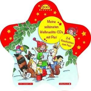 Pixi Hoeren: Meine schoensten Weihnachts-CDs mit Pixi