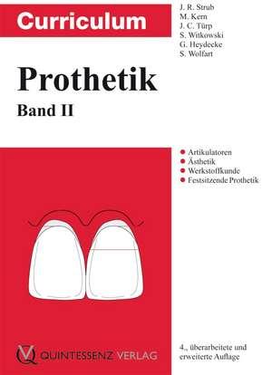 Curriculum Prothetik 2 de J. R. Strub