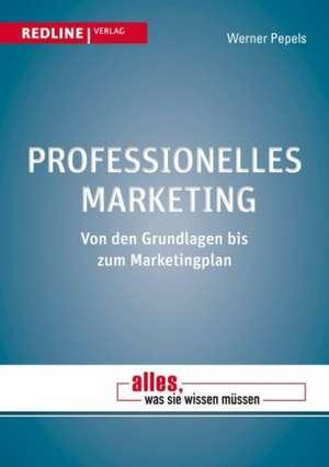 Professionelles Marketing