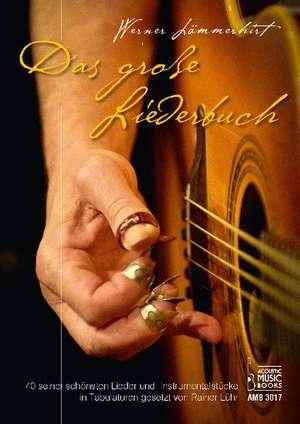 Werner Lämmerhirt. Das große Liederbuch de Werner Lämmerhirt