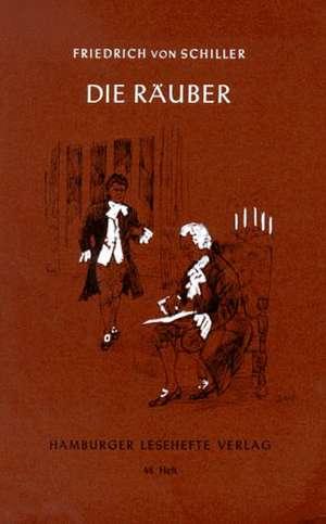 Die Räuber de Friedrich von Schiller