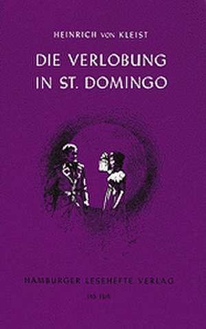 Die Verlobung in St. Domingo
