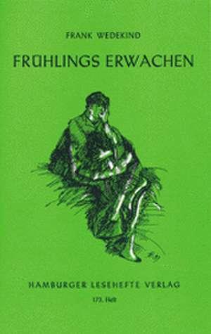 Frühlings Erwachen de Frank Wedekind
