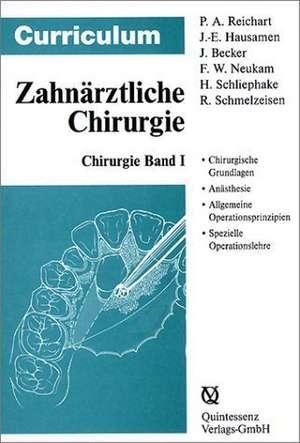 Curriculum Zahnaerztliche Chirurgie 1/3