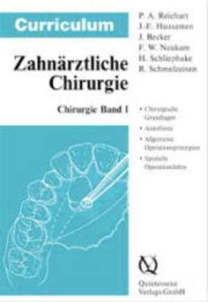 Curriculum Zahnaerztliche Chirurgie 1