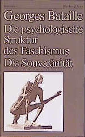 Die psychologische Struktur des Faschismus. Die Souveraenitaet