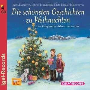 Die schoensten Geschichten zur Weihnachtszeit