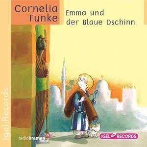 Emma und der blaue Dschinn. CD