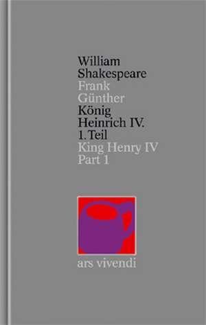 Koenig Heinrich IV. 1. Teil