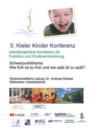 5. Kieler Kinder Konferenz