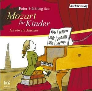 Mozart fuer Kinder. CD