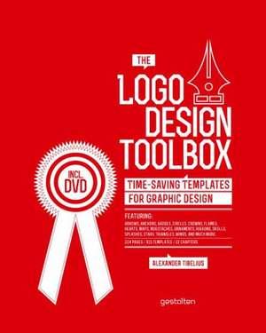 The Logo Design Toolbox de Alexander Tibelius