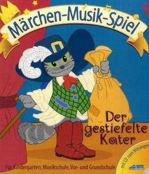 Der gestiefelte Kater (inkl. Playback-CD)