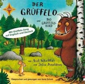 Der Grueffelo und Das Grueffelokind