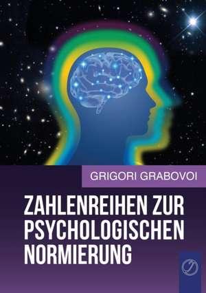 ZAHLENREIHEN ZUR PSYCHOLOGISCHEN NORMIERUNG (GERMAN Edition)