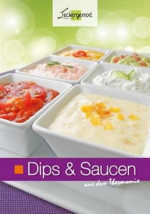 Dips & Saucen aus dem Thermomix® de Corinna Wild