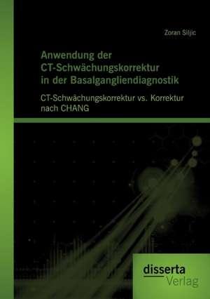 Anwendung Der CT-Schw Chungskorrektur in Der Basalgangliendiagnostik