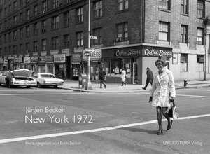 Juergen Becker New York 1972