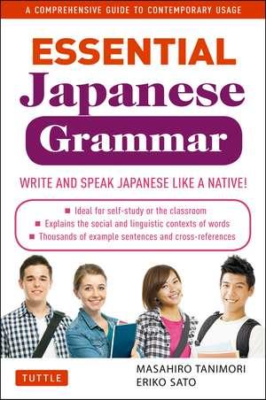 Essential Japanese Grammar imagine