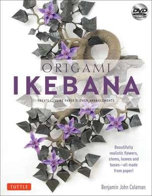 Origami Ikebana imagine