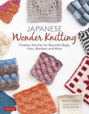 Japanese Wonder Knitting imagine