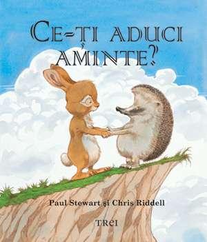 Ce-ţi aduci aminte (pentru copii între 4 şi 10 ani) de Bill Stewart