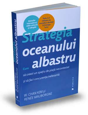 Strategia oceanului albastru de Renée Mauborgne