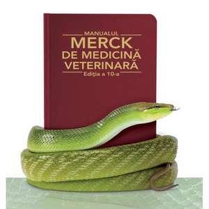 Manualul Merck de Medicină Veterinară de Merck