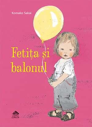Fetița și balonul de Komako Sakai