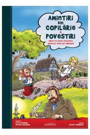 Amintiri din copilărie. Povestiri - Benzi desenate