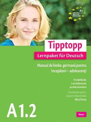 Tipptopp A 1.2 de Friederike Jin