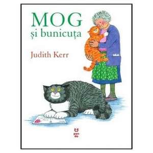 MOG și bunicuța de Judith Kerr