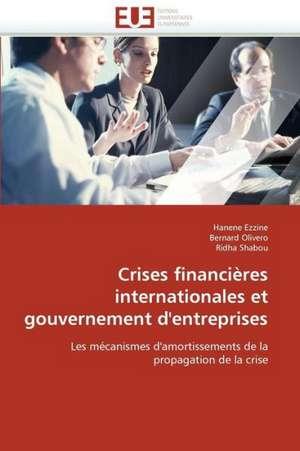 Crises Financieres Internationales Et Gouvernement D'Entreprises:  Uma Analise Semiotica E Seu Legado Na Cultura Do Videoclipe. de Hanene Ezzine