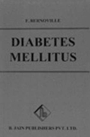 Diabetes Mellitus de Bernoville Fortier
