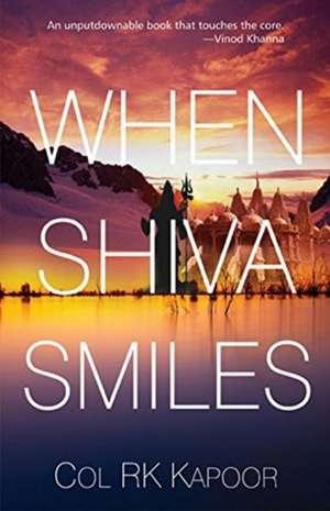 When Shiva Smiles imagine