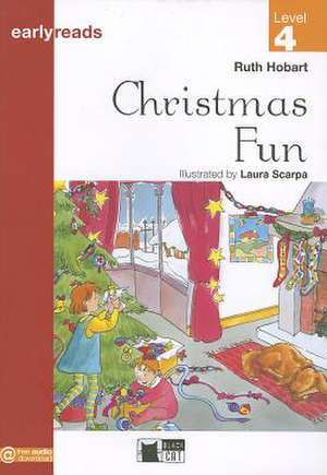 Christmas Fun:  Cross-Curricular Exercises and Tests [With CD (Audio)]