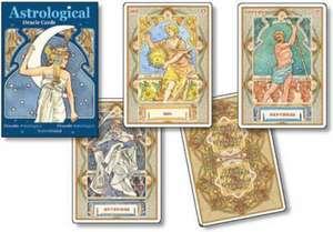 Astrological Oracle Cards de Lunaea (Lunaea Weatherstone) Weatherstone