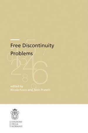 Free Discontinuity Problems de Nicola Fusco