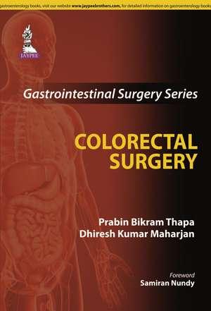 Gastrointestinal Surgery Series: Colorectal Surgery