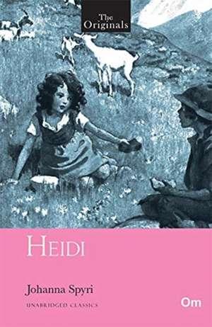 Originals:  Heidi de JOHANNA SPYRI