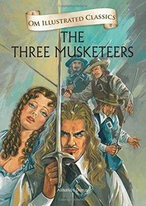 The Three Musketeers-Om Illustrated Classics de Alexandre Dumas