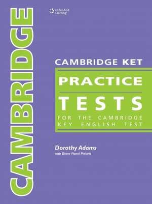 Cambridge Pet Practice Tests de Sophia Zaphiropoulos