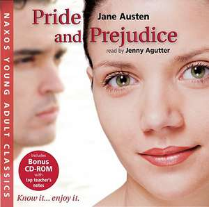 Pride and Prejudice [With Bonus CDROM W/Full Text + Study Guide]