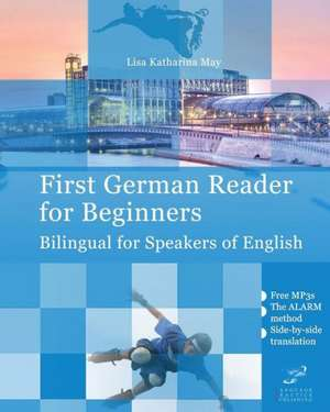 First German Reader for Beginners de Lisa Katharina May