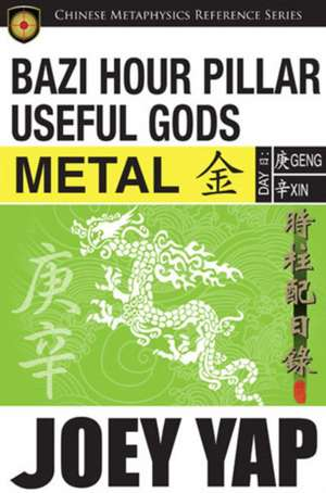 BaZi Hour Pillar Useful Gods - Metal de Joey Yap