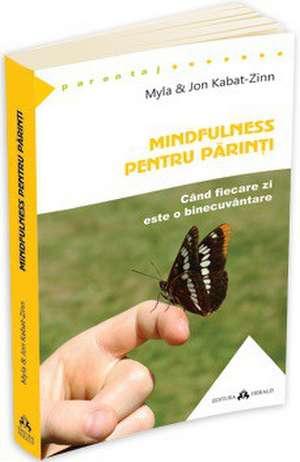 Mindfulness pentru părinți: Când fiecare zi este o binecuvântare de Jon Kabat - Zinn
