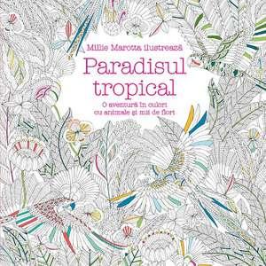 Paradisul tropical de Millie Marotta