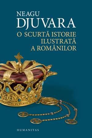 O scurtă istorie ilustrată a românilor de Neagu Djuvara
